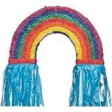 Amscan P17150 Rainbow Pinatas Toy
