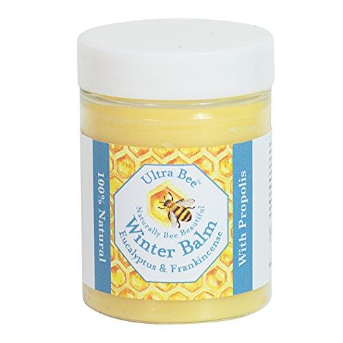 Honig-weihrauch (100% Natürliche Winter- Brust Rub mit Honig Eukalyptus & Weihrauch)
