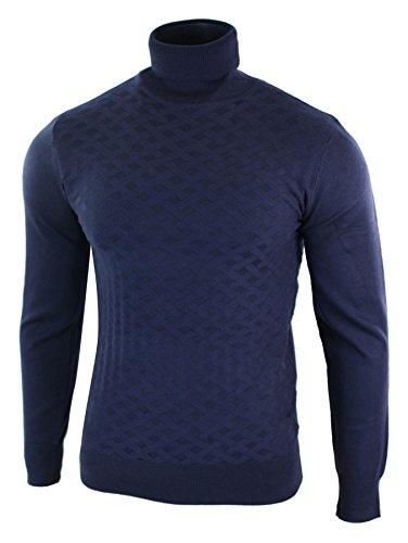 49bb3efb5d5 Tony Moro Herrenpullover Polar Design Wollenmischung Top Slim Fit Preis
