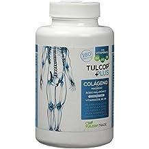 Tulcop Plus Polvo Colágeno con Magnesio, Ácido Hialurónico y Condroitina ...