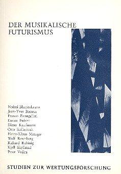 Der musikalische Futurismus: Ästhetisches Konzept und Auswirkungen auf die Moderne