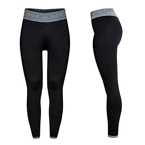 YR.Lover Sport Yoga Strumpfhose Laufen Fitness Leggings Workout Damen Sport Leggings Hose
