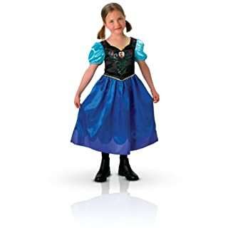 Rubie's Official Disney Frozen Classic Anna Costume - Small