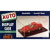 Military Display Case 1-18 Scale Auto-1-35 Scale Imex by Imex Models
