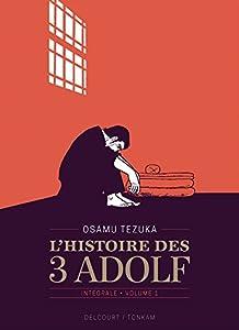 L'Histoire des trois Adolf Edition prestige Tome 1