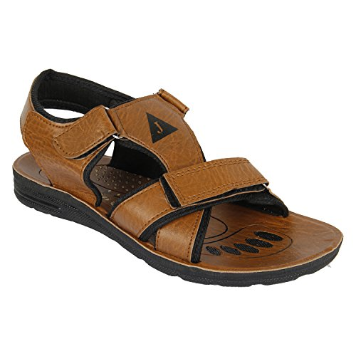 Super Men's Brown Sandals & Floaters (7 UK)  available at amazon for Rs.198
