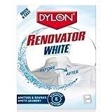 3x Dylon Renovator White Agent blanchissant de machine à linge Blanc) coton et tissus synthétiques