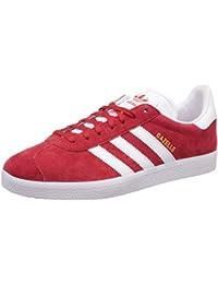separation shoes 314a7 4d1e9 Adidas Gazelle Baskets, Homme, Noir, 40 23 EU
