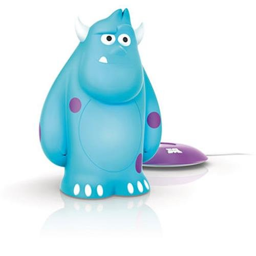 Philips Disney Friend Sulley Portable LED Table Lamp (Blue)  available at amazon for Rs.2799