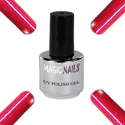 Magic Items Vernis UV Gel Soak Off Gel polis hgel Vernis à ongles Nail Art Couleur # Lollipop