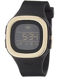 adidas ADH3031 - Reloj de pulsera Unisex, Silicona, color Negro