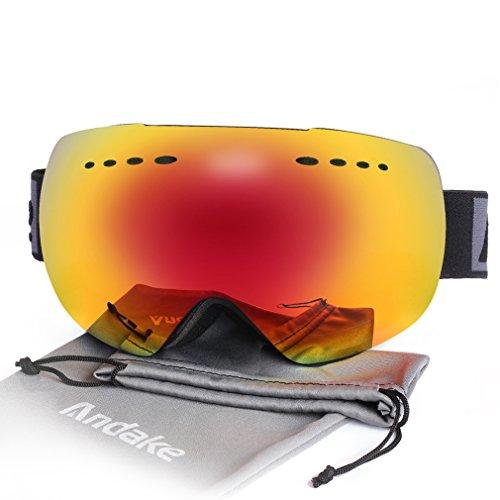 Black Crevice Erwachsene Skibrille 3
