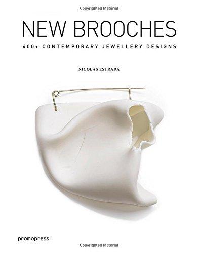 New Brooches - 400+ contemporary jewellery designs par Nicolas Estrada