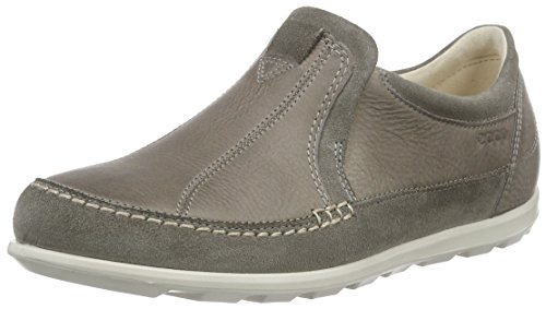 Ecco ECCO CAYLA, Damen Slipper, Braun (WARM GREY/MOON ROCK55634), 41 EU (7.5 Damen UK)