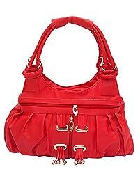 Vintage Stylish Ladies Handbag Red(bag 120)