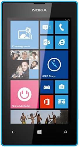 Nokia Lumia 520 - Smartphone libre pantalla táctil