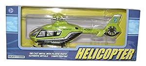 Richmond Toys 111039 - Helicóptero de Rescate, Detalles auténticos, Cuchillas giratorias