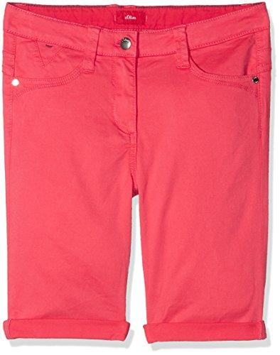 s.Oliver Mädchen Shorts 66.803.74.2662, Rot (Red 4517), 164 (Herstellergröße: 164/REG) (Für Mädchen Shorts Rote)