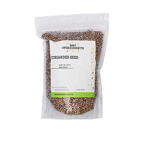 Premier Semillas de cilantro 1kg by JustIngredients