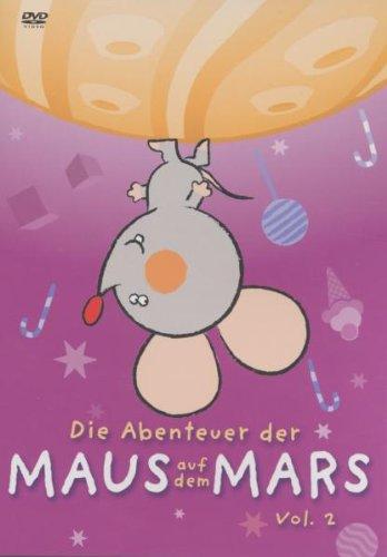 Die Abenteuer der Maus auf dem Mars, Vol. 2