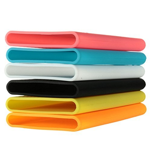 Heartly Soft Silicone Pouch Protector Cover Case For 10000mAh Mi Power Bank 2 (Version 2) - Power Blue  available at amazon for Rs.299