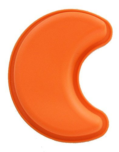 crescent-moon-silicone-mold-for-fondant-gum-paste-chocolate-crafts-by-unbranded
