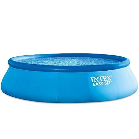 Intex Easy Set Aufstellpool, blau, Ø 457 x 122 cm