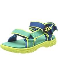 Jack Wolfskin Jungen Seven Seas 2 Sandal B Sport