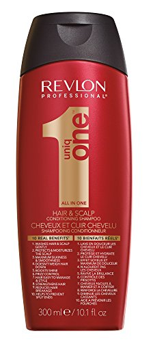 Revlon Uniq One Hair and Scalp Conditioning Shampoo - 300 ml