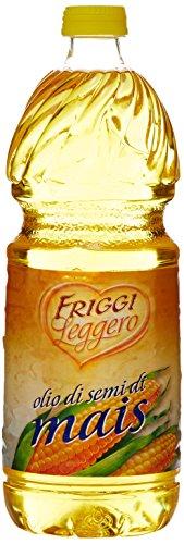 Friggi leggero olio di semi di mais - 1 litro