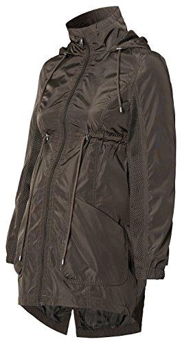 ESPRIT Maternity Damen Umstandsjacke Jacket Olive Green (310)