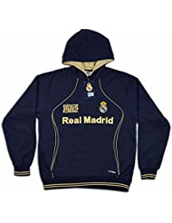 Sudadera azul del real Madrid Since 1902 Talla-L