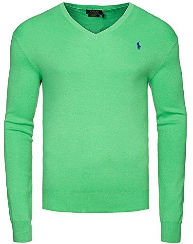 Polo Ralph Lauren Herren Pullover grün grün XL