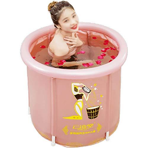 Badewanne Einfaches Aufblasbares Zuhause Zusammenklappbare Badewanne Schlafsaal Badezimmer Platzsparende Badewanne Komfortable Whirlpool
