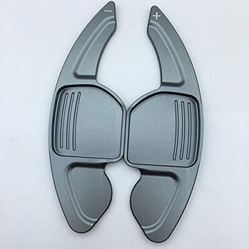QFWCJ Spostare le palette,Per Audi S3 S6 S8 RS5 RS7 R8 A5 S5 SQ5 RS3 RS6 RS7 A4L A5 A6L A7 A8 Q3 Q5 Q7 S6 S8 Cambio Paddle Cambio estensione volantino