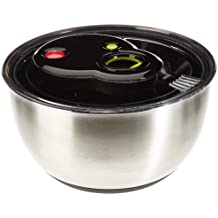 Emsa 513441 Turboline - Centrifuga per insalata