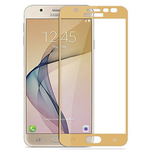 Knotyy Samsung Galaxy J7 Prime Tempered Glass, Screen to Screen...