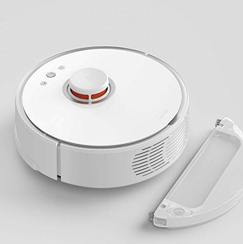 Xiaomi Smart Robot Vacuum Cleaner New Generation 2-in-1 Sweep Mop LDS Bumper SLAM 2000Pa Suction 5200mAh Battery Pre Sale
