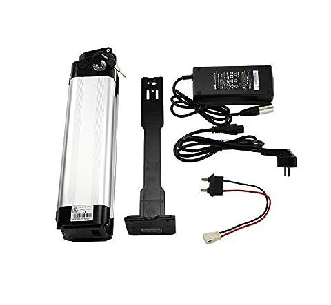 24V15.6Ah (404Wh) Bicycle Electrique Lithium-ion Batterie Vélo Electrique pour Prophete avec Chargeur