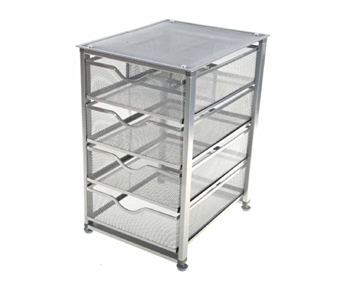 utensil basket cutlery us drawer itm mesh drawers about silverware steel organizer kitchen cabinet