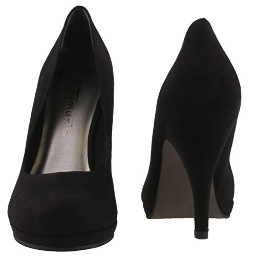 Tamaris  22407, Escarpins femme Noir (Black)