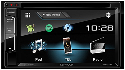 Kenwood DDX31 °F8J037bt 15.7 cm Double DIN VGA Monitor with Bluetooth Module and Digital Radio – Black