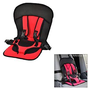 Car Safety Seat for Children Below 12 Years Old - BLACK