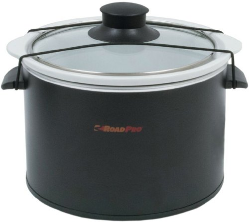Price comparison product image RoadPro 12V Slow Cooker - Black