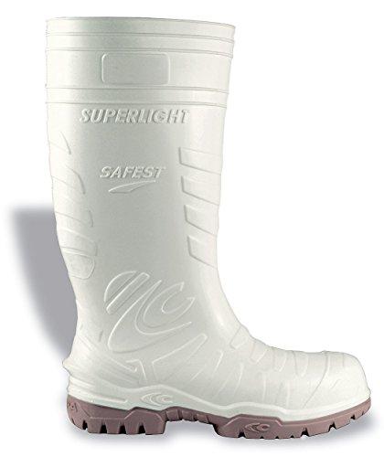 Cofra Stivali Antinfortunistici Bianchi safest White S5 Bianco
