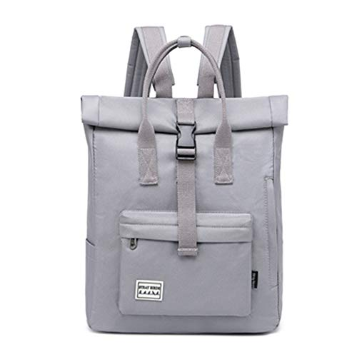 TnXan Casual Daypacks Travel Backpack Fashion Youth Backpack Personality Casual Canvas Bagpack Unisex Large Capacity Tablet Bag Student Bag Literary Trend Backpack - Womens Clearance Taschen Gürtel