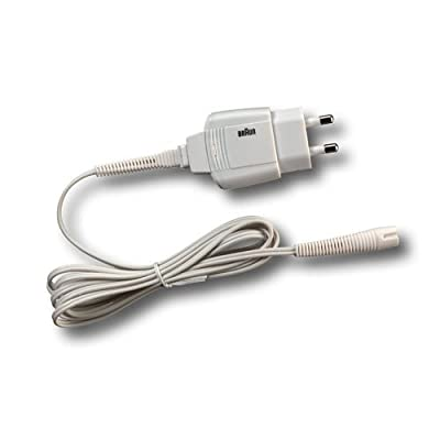 Braun Power Supply CHARGER for Epilator Fits Braun 7681 Epilator (Non-Retail Packaging)