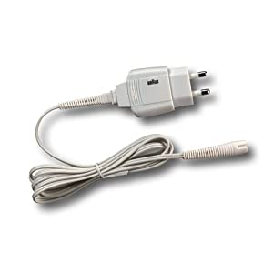 Power Supply CHARGER For Epilator Lady Shave Legs Body Face Fits By Braun Non Retail Packaging