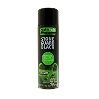 Autotek AT00SGB500 500ml Stoneguard - Black
