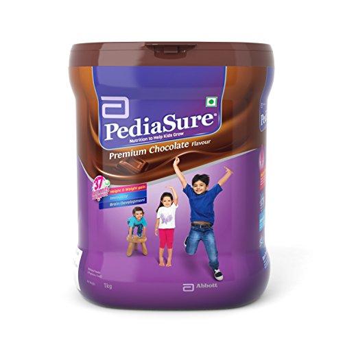 pediasure Premium Chocolate - 1 Kg (Jar)  available at amazon for Rs.1080